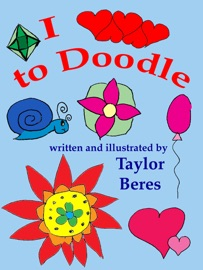 I Love to Doodle - Taylor Beres Book