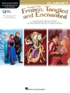 Songs From Frozen Tangled And Enchanted - Clarinet Songbook