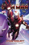 The Invincible Iron Man Vol 5 Stark Resilient Book 1