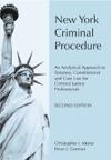 New York Criminal Procedure