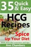 35 Quick  Easy HCG Recipes