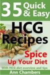 35 Quick  Easy HCG Recipes