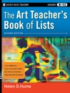 The Art Teachers Book Of Lists