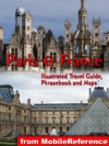 Paris  France Illustrated Travel Guide Phrasebook And Maps Mobi Travel
