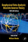 Geophysical Data Analysis Discrete Inverse Theory