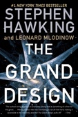 The Grand Design - Stephen Hawking & Leonard Mlodinow Cover Art
