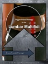 Trigger Point Therapy For The Lumbar Multifidi