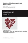 Genetics Of Cardiomyopathy And Heart Failure