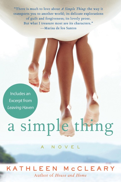A Simple Thing By Kathleen Mccleary On Ibooks