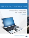 ERP System Considerations