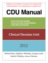 Clinical Decision Unit Manual