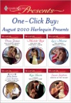 One-Click Buy August 2010 Harlequin Presents