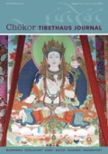 Tibethaus Journal - Chökor 51