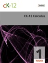 CK-12 Calculus Volume 1
