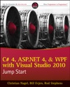 C 4 ASPNET 4 And WPF With Visual Studio 2010 Jump Start