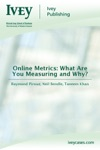 Online Metrics What Are You Measuring And Why