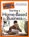 The Complete Idiots Guide To Starting A Home-Based Business 3E