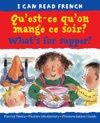 Whats For SupperQuest-ce Quon Mange Ce Soir