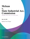 Mclean V State Industrial Acc Commission