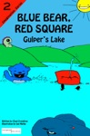 Blue Bear Red Square Gulpers Lake