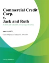 Commercial Credit Corp V Jack And Ruth