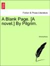 A Blank Page A Novel By Pilgrim