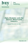 Zero Brammo And The Electric Motorcycle Industry