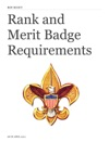Boy Scout Requirements