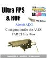 Airsoft AEG Ultra FPS  ROF