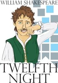 Twelfth Night - William Shakespeare Book