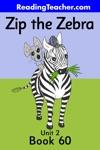 Zip The Zebra