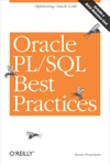 Oracle PLSQL Best Practices