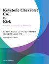 Keystone Chevrolet Co V Kirk