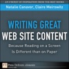 Writing Great Web Site Content Because Reading On A Screen Is Different Than On Paper
