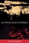 The Four Holy Gospels Sample