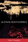 The Four Holy Gospels Sample