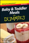Baby And Toddler Meals For Dummies  Mini Edition