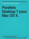 Parallels Desktop 7 Pour Mac OS X