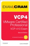 VCP4 Exam Cram VMware Certified Professional 2e