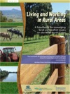 Living And Working In Rural Areas