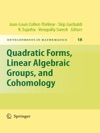 Quadratic Forms Linear Algebraic Groups And Cohomology