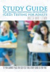 Study Guide For General Educational Development Ged Testing For Adults
