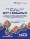 CFA Level I Exam Review Notes Debt  Derivatives