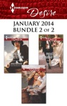 Harlequin Desire January 2014 - Bundle 2 Of 2
