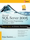 Microsoft SQL Server 2005 Stored Procedure Programming In T-SQL  NET
