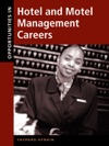 Opportunities In Hotel And Motel Management Careers