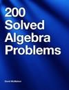 200 Solved Algebra Problems