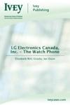 LG Electronics Canada Inc - The Watch Phone