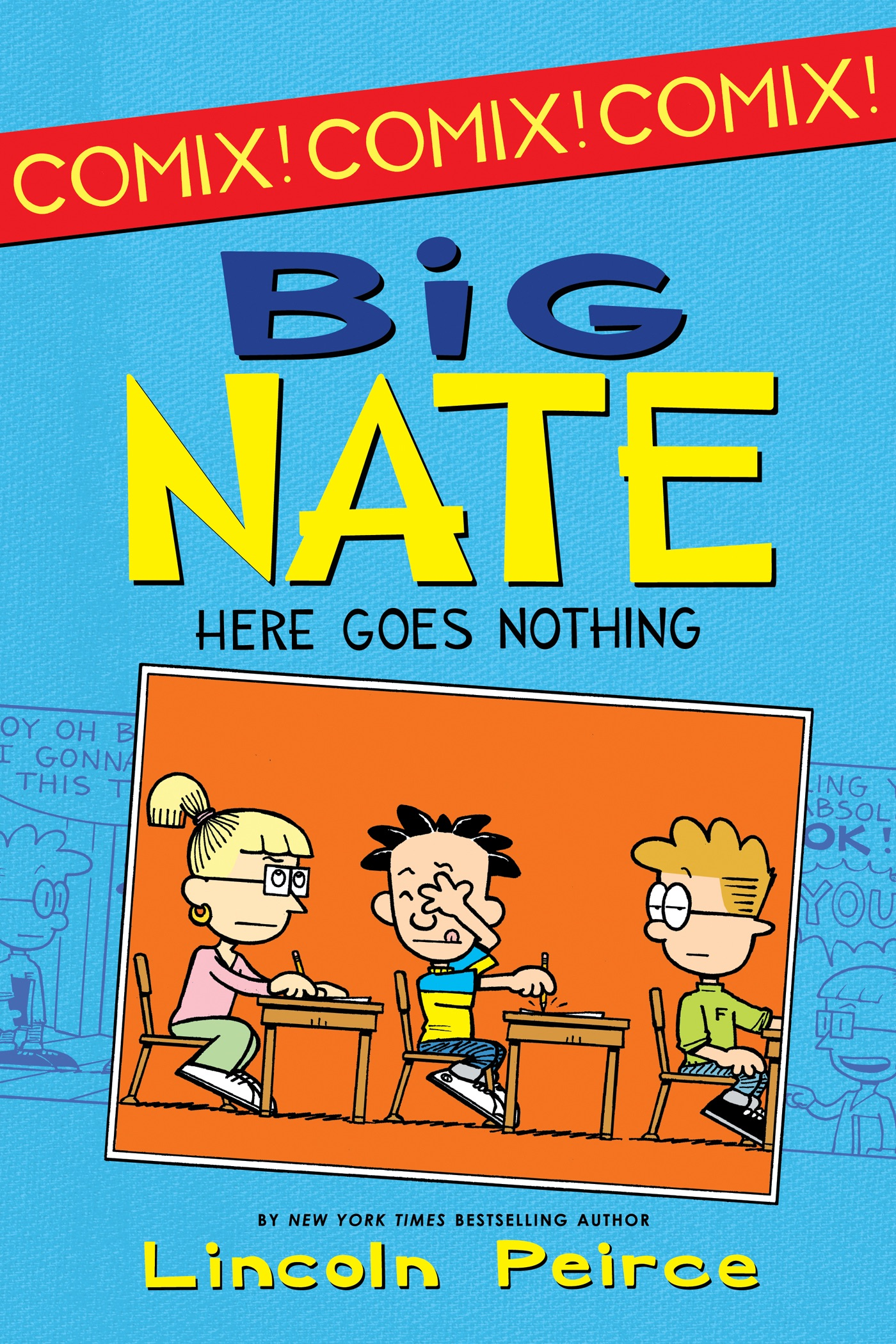Big Nate: Here Goes Nothing by Lincoln Peirce on iBooks