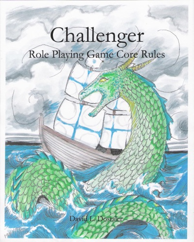 Challenger Roleplaying Game Core Rules